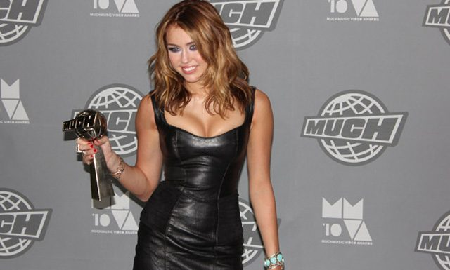 Photos: 2010 MMVAs Press Room