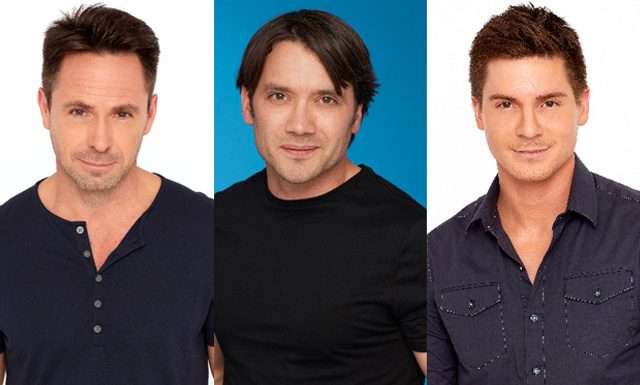 Interview: GH Stars William deVry, Dominic Zamprogna and Robert Palmer Watkins