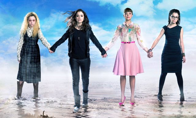 Orphan Black Exclusive Interviews
